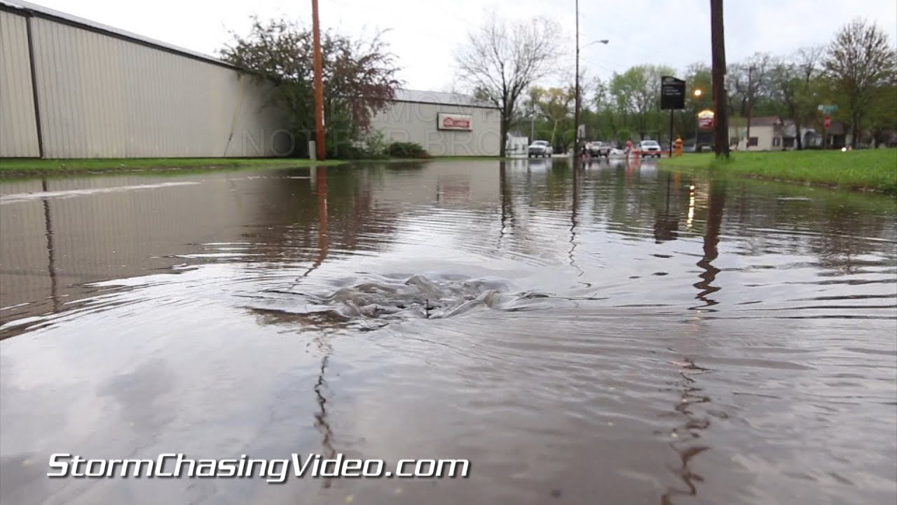 5  12  2014 Whitewater  Wi Flooding B-roll