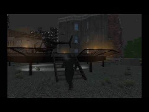 Grand Theft Auto IV - Buzzard / LittleBird Helicopter Video 2
