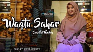 Syarifah Fauziah Waqtu Sahar