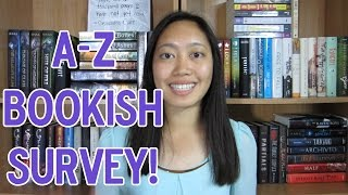 A-Z Bookish Survey Thumbnail