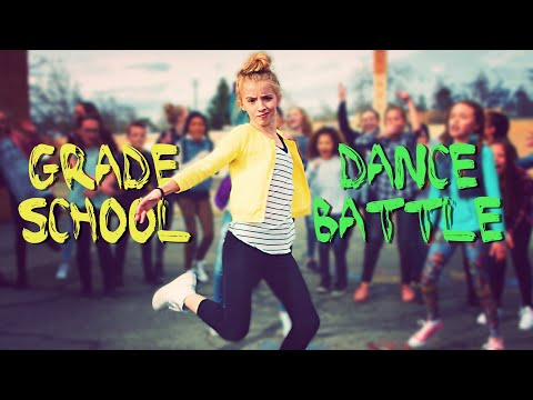 GRADE SCHOOL DANCE BATTLE! BOYS VS GIRLS!  ScottDW  We Came To Dance