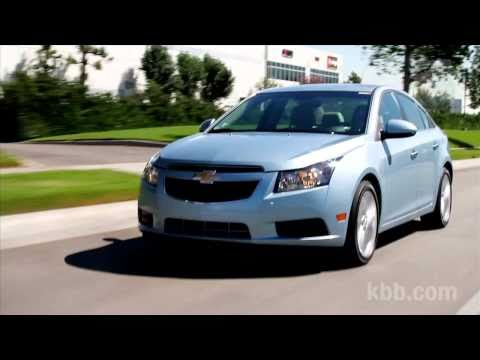 Chevrolet Cruze Overview - Kelley Blue Book