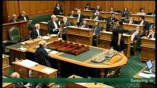Swearing in members of Parliament - 20th December, 2011 - Part 1