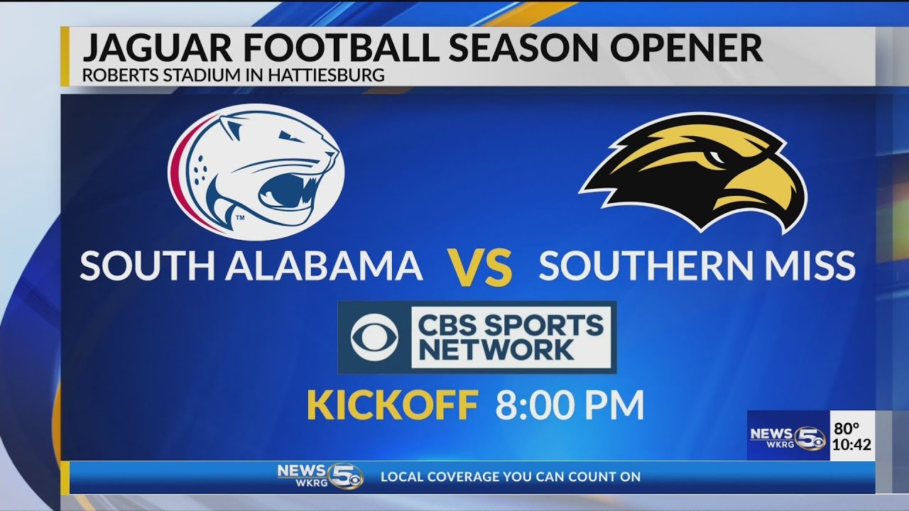 Jags Golden Eagles Set For Cbs Sports Network Broadcast Youtube