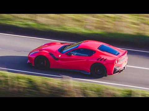 Ferrari F12 TDF FIRST DRIVE! 770bhp Ferrari V12 Craziness!