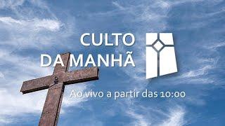 Culto da Manhã - Ageu 1.1-15 (02/05/2021)