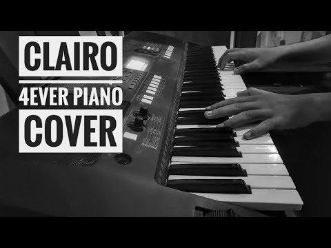 Clairo - 4EVER piano cover | instrumental