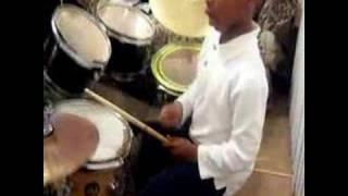 """Isaiah Playing """"Let"""