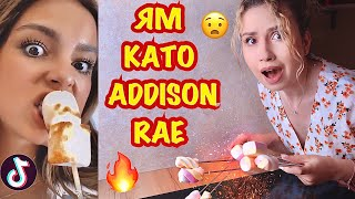 ЯМ КАТО ADDISON RAE ЗА 24 ЧАСА