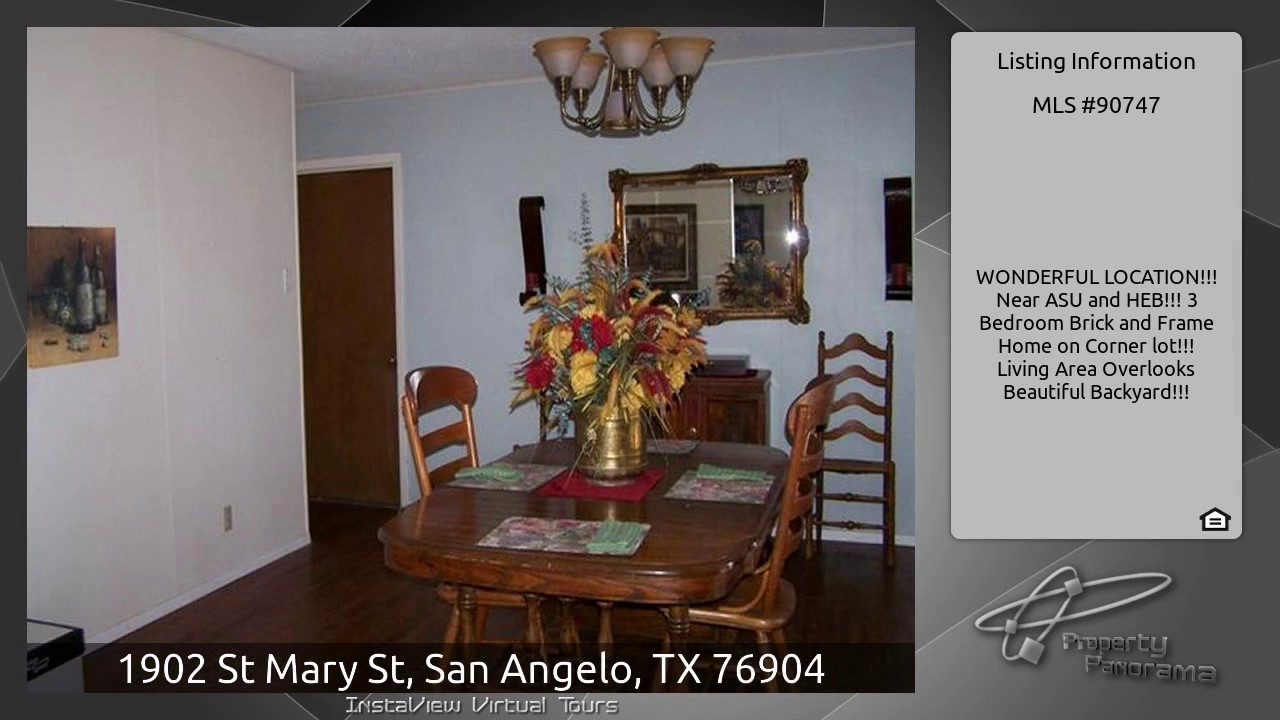 1902 st mary st san angelo tx 76904 youtube