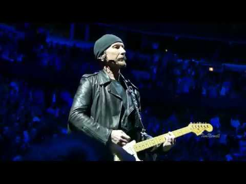 """U2 """"Pride (In the Name of Love)"""" EDGE-CAM! (4K, Live, HQ Audio) / Chicago / May 23rd, 2018"""