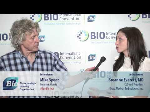 Breanne Everett, MD, of Orpyx Medical Technologies on Diabetes