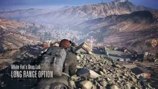 Tom Clancy's Ghost Recon Wildlands Trailer | LOOKS AMAZING!!! | MUSIC REMOVED/COPYRIGHT REASONS