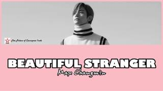 [ROM/ENG/INDO] Max Changmin of TVXQ - Beautiful Stranger lyrics