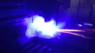 1 1 2 ar400 plate cut with plasma