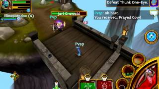 Arcane Legends gameplay