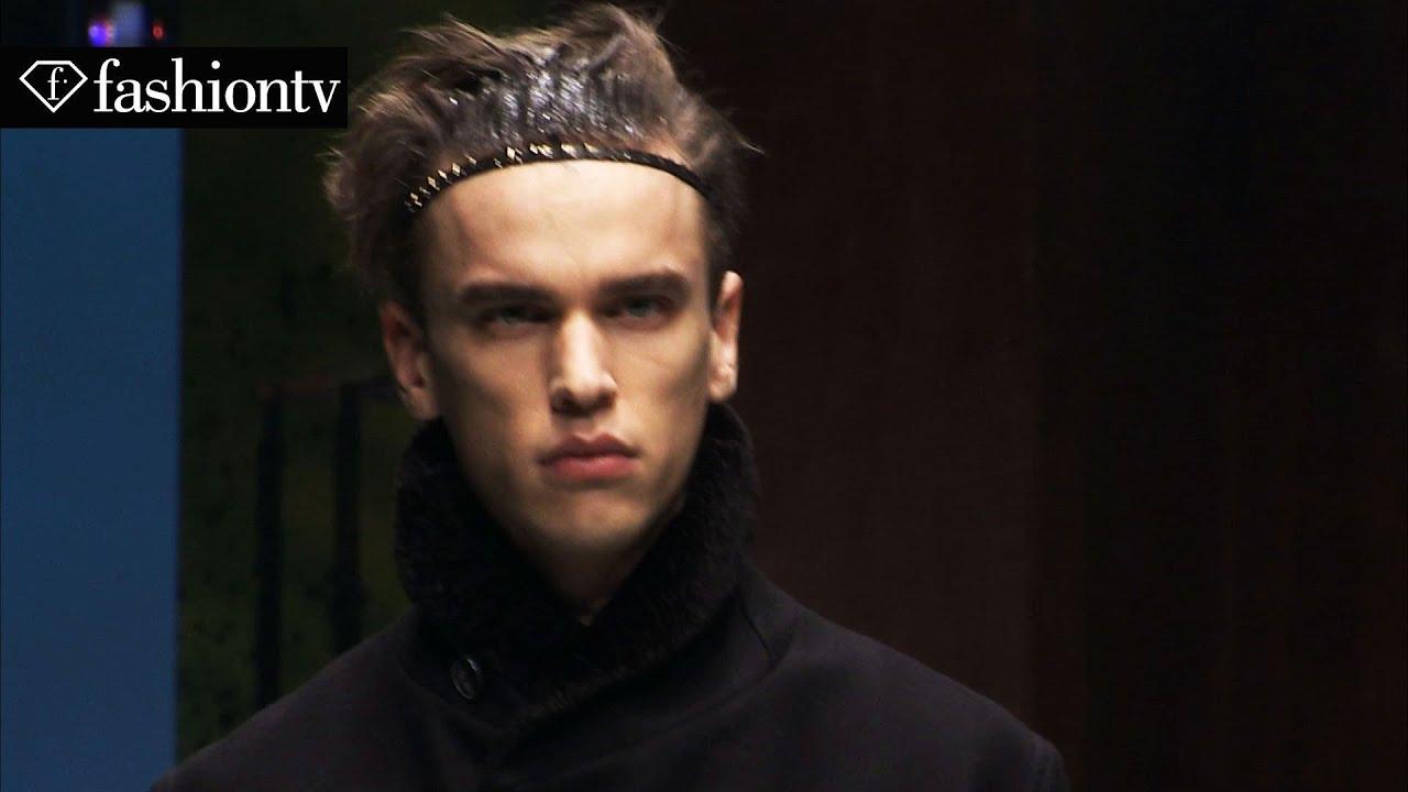 Roberto Cavalli Men Fall/Winter 2014-15 Full Show | Milan Men's Fashion Week | FashionTV