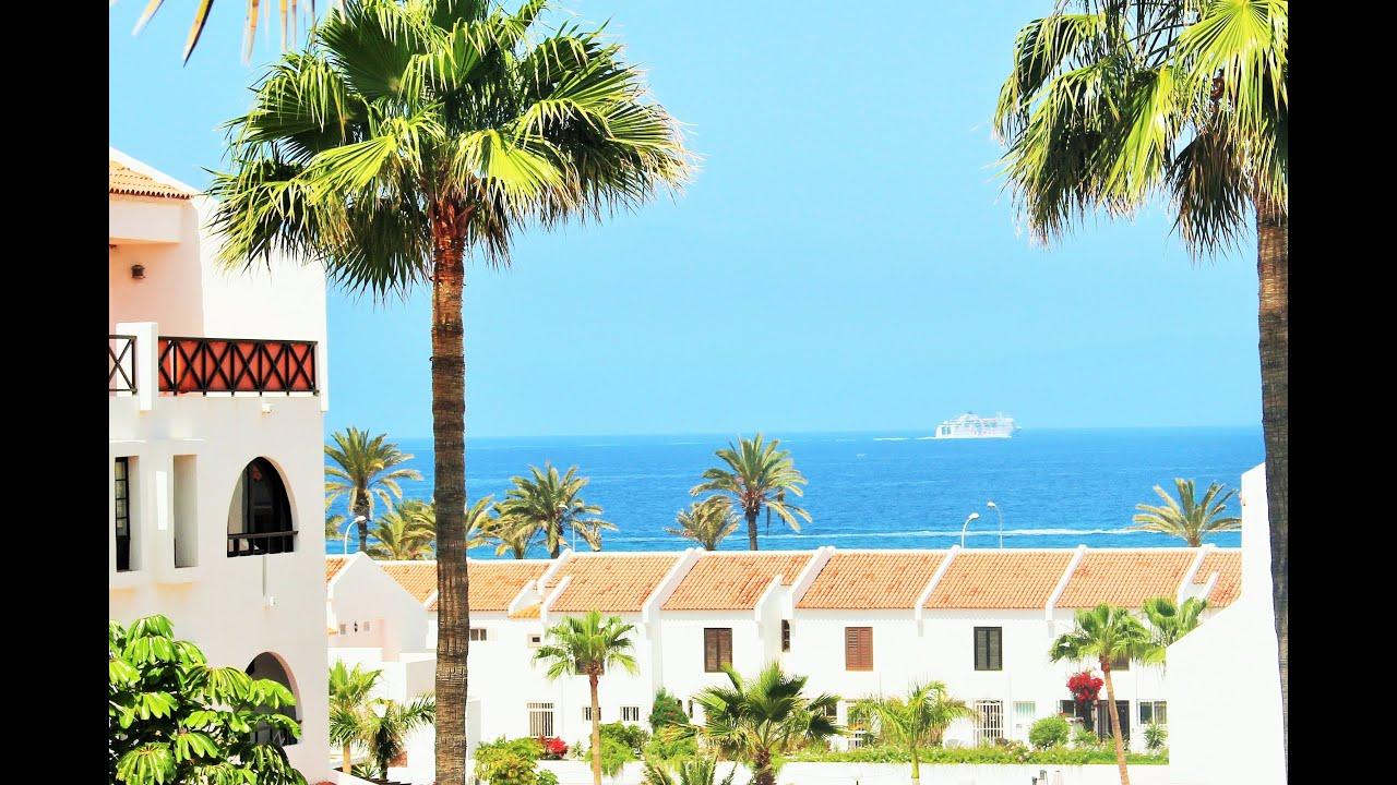 Мой отдых на Канарах. Тенерифе, отель, пляжи. Черный песок и голубая вода. Канарские острова.