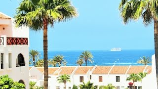 Мой отдых на Канарах. Тенерифе, отель, пляжи. Черный песок и голубая вода. Канарские острова.(Мой отдых на Тенерифе, Канарские острова. Пляжи с чёрным песком Пуэрто Сантьяго, Лос Гигантес. Наш отель..., 2015-05-16T08:25:49.000Z)