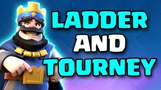 Clash Royale Ladder Play with a 100 Person Tournament! thumbnail