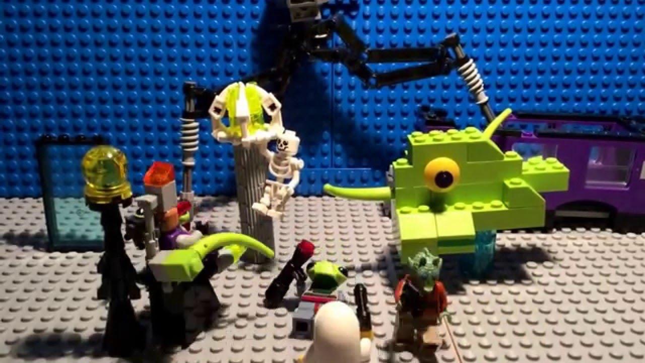 LEGO Alien Conquest - Invasion from Planet X2 1/2 - LEGO ... |Lego Alien Invasion
