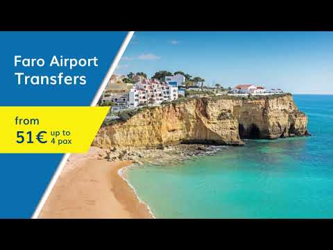 Faro Airport Transfers To Carvoeiro - Yellowfish Transfers