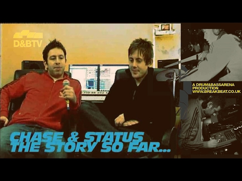 Chase & Status - D&BTV Interview 2007