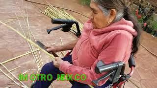 Haciendo Canastas de Carrizo en Madera California - Mi Otro Mexico