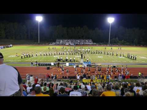 Corner High School Band 2016   2