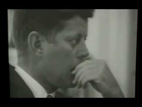 In the Room With JFK and RFK