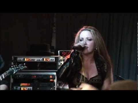 The Agonist :Thank You Pain - live @The Mavericks in Ottawa
