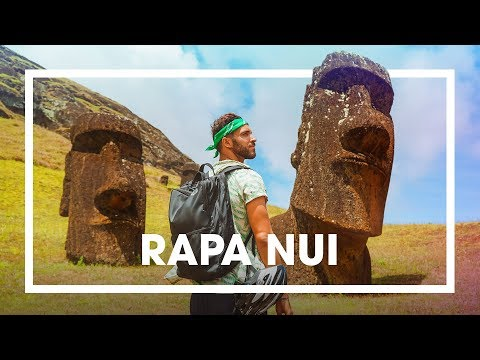 EASTER ISLAND, THE LOST SECRET OF THE RAPANUI (4K) | enriquealex