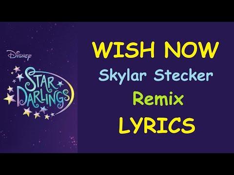 [LYRICS on screen] Wish Now Remix - Star Darlings - Skylar Stecker