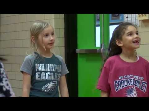 Crooked Billet Elementary School Acceptance day 2018