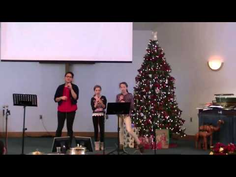 Good Shepherd Church Sunday December 6, 2015