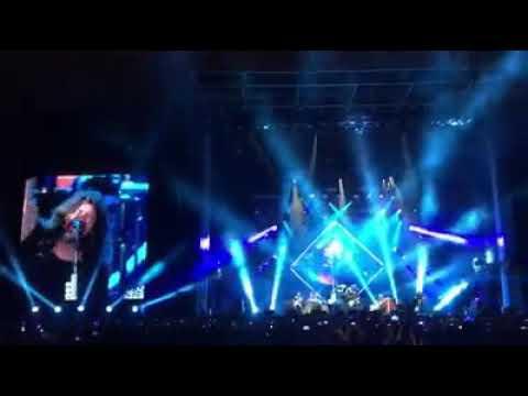 Foo Fighters - Río de Janeiro  Estádio do Maracaña 25/02/2018