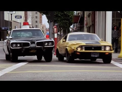 Gone in 60 Seconds: Mustang chase action only
