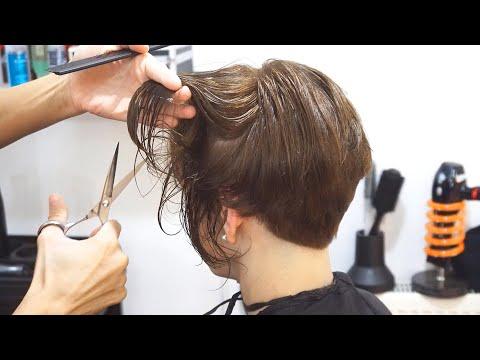 asmr-relaxing-haircut-–-long-to-short-scissor-cut