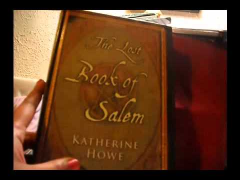 The Lost Book of Salem by Katherine Howe (NURS Book Review)