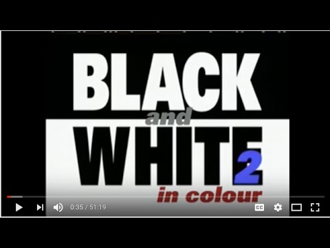 Black and White in Colour: Television, Memory, Race (1992) Part 2