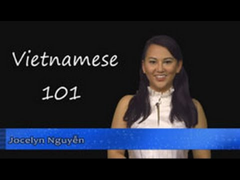 VIET 101: How to say