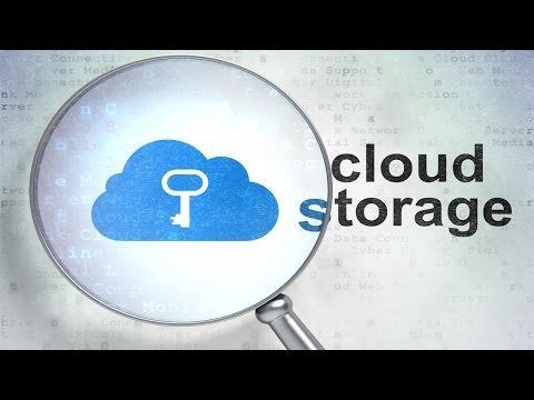 Cloud Storage: Top Five Tips