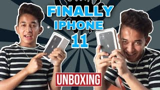 FINALLY IPHONE 11 🥳 || Unboxing || Vlog #15 || Akash Thapa ||