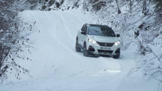 Nové SUV Peugeot 3008 | Zimní test