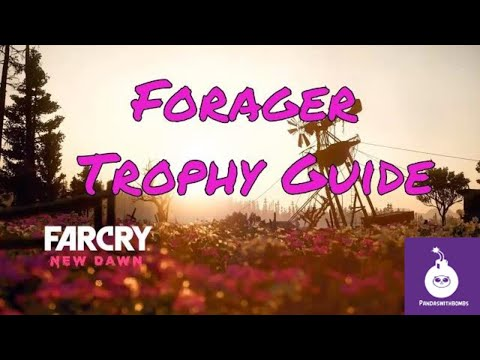Forager Trophy Guide - Far Cry New Dawn