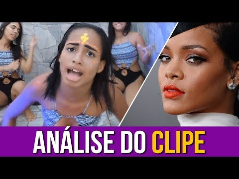Rihanna Analisa