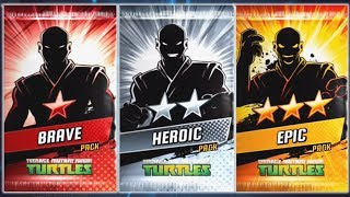 Teenage Mutant Ninja Turtles: Legends - New EPIC Pack