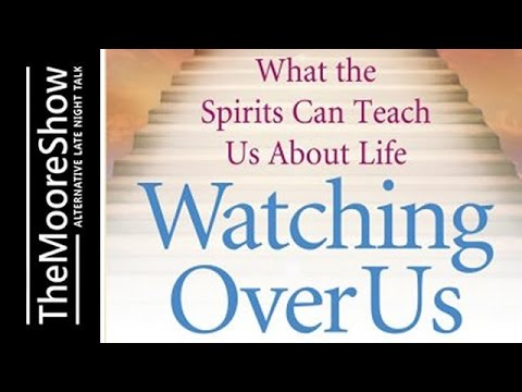 Talking with Renowned U.S medium James Van Praagh