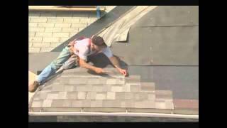 Guía de instalación para Tejas Asfálticas - Aplicación de tejas laminadas