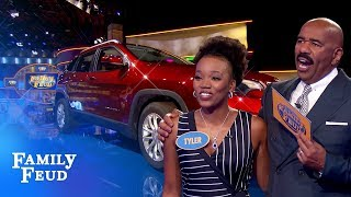 Car Stars: Jacobs Family 🚗⭐️ | Family Feud